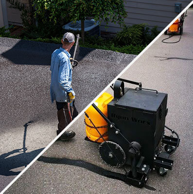 Asphalt Maintenance Equipment