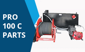 Pro 100 C Spray System Parts and Accessories